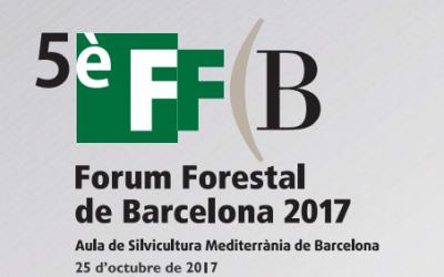 5è Fòrum Forestal de Barcelona