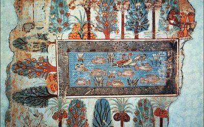 """Jornada Internacional  """"El jardí com a font històrica. Mesopotàmia, Egipte, Grècia i Roma"""""""