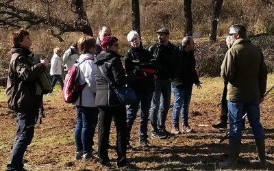 Itinerari edàfic al Parc Agrari de Sabadell