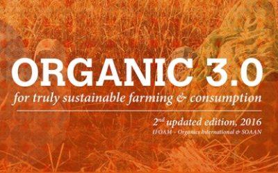Orgànic 3.0 i els altres reptes de l'agricultura ecològica
