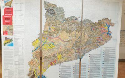 Presentació del Mapa de sòls de Catalunya 1:250.000
