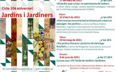 Jardins i Jardiners – Deu anys