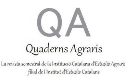 Quaderns Agraris núm. 50